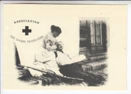 CROIX ROUGE FRANCAISE  - Au Dispensaire  ( Association Des Dames Françaises )- CPSM  GF - - Croix-Rouge