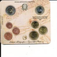 Coffret Serie Fleurs De Coin Euro 3003 Italie  Sous Blister - Italie