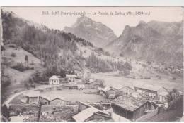 CPA 74 : SIXT - La Pointe De Salles - Sixt-Fer-à-Cheval