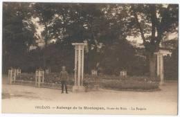 ORLEANS - Auberge De La Montespan - La Pergola - Orleans