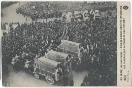PARIS - Zeppelins Sur Paris - Funérailles Nationales Des Victimes - France