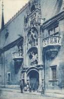 NANCY  - 54 -  Palace Ducal - Petite Et Grande Porterie  - Zz - Nancy
