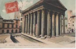 VIENNE (..temple D' Auguste Et De Livie) - Vienne