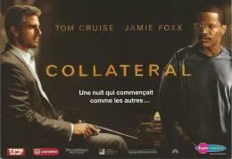 CARTE POSTALE CINEMA COLLATERAL - Cartes Postales