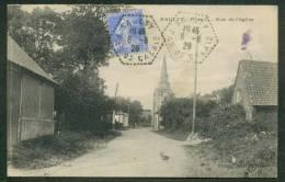 62 CP SAULTY RUE DE L'EGLISE - France