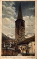 ALAGNA SESIA M 1200 Chiesa Parrocchiale - Vercelli