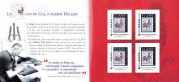France 2012** Les 50 Ans Du Coq D´Albert Decaris ( Edition Limitée ) - Ungebraucht