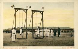 Interneeringskamp Bij Zeist ( Nederland ) - Sportfeesten, 8 April 1916 (  3 ) Verso Zien - Zeist