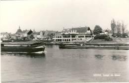 Arcen - Langs De Maas - Binnenschipen -1971 - Nederland