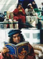 """Lot   De  6  PHOTOGRAPHIES 12x18   Du Film """" LES ROIS MAGES """" De Didier Bourdon Et Bernard Campan - Cartoline"""