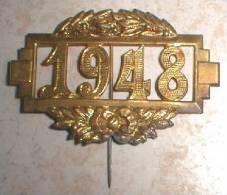 Insigne De Classe 1948 - Unclassified
