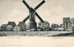 BELGIQUE(MIDDELKERKE) MOULIN - Middelkerke