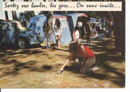 PETANQUE - Sortez Vos Boules, Les Gars... On Vous Invite.... - Pétanque