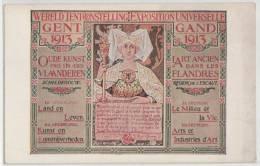 Belgium  - Gent - Exposition Universelle 1913 - Gent