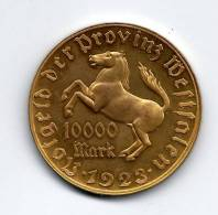 10000 MARK  1923 QUALITE - Germany