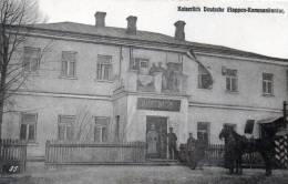 Kaiserlich Deutsche Etappen-Kommandantur, Ungel. - Weltkrieg 1914-18