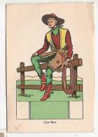 Chromo  Cavalier Cowboy Cavalier - Unclassified