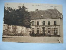 Ma Réf: 52-14-5.                  WOLUWE-St-LAMBERT      Maison Communale. - St-Lambrechts-Woluwe - Woluwe-St-Lambert