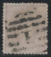 PORTUGAL 1870/80 - Yvert #48a - VFU (Very Rare!) - Usado