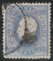 PORTUGAL 1870/80 - Yvert #49a - FU - Usado