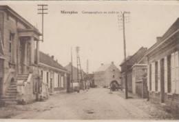 Merxplas Merksplas      Gemeentehuis En Zicht In't Dorp      Scan 3766 - Merksplas