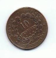 France 10c A  1879 - France