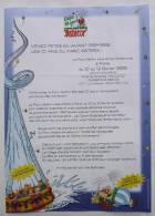 ASTERIX COURRIER PARC ASTERIX - 1999 - 10 ANS - Werbeobjekte