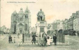 27 LE NEUBOURG Place Et Rue Dupont-de-l'Eure - Le Neubourg