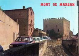 .D   (40) LANDES.  MONT DE MARSAN . Le Donjon Lacataye  (XIVe S.).  Et Le Musée Dubalen. - Mont De Marsan