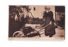 26 GRANE (envs Crest) Types, Clémentine Chaumet, Centenaire, 100 Ans 28-07-1936, Ed Louis, 193? - France