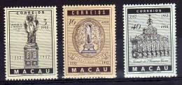Macau  1952 Mnh Franz Xaver. - Macao