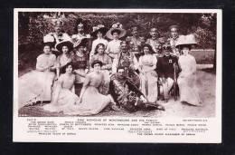 MNE-13 MONTENEGRO KING NICHOLAS OF MONTENEGRO AND HIS FAMILY - Montenegro