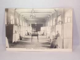 Bruxelles. Hospice Du Calvaire. Un Dortoir. - Health, Hospitals