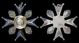 AG05008 Schot Tir Schuss, Austria Autriche Österreich, BraunKönig 1908, Croix, Argent 800 (16 G.) - Tokens & Medals