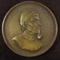 M01198 Yves Cousteau Duboc Son Profil, Monde Des Océans Calypso Robert Laffont (212 G.) - Autres