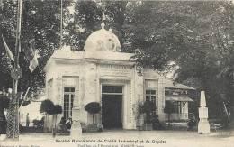 Meurthe Et Moselle- Nancy -Société Nancéienne De Crédit Industriel Et De Dépôts, Pavillon D´Exposition. - Nancy