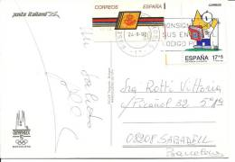 OLIMPHILEX - Summer 1992: Barcelona
