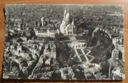 France - Paris - 3.516 - Sacré Coeur Et La Colline De Montmartre - 1952 - GUY - Sacré Coeur