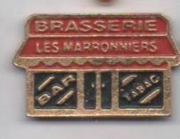 Brasserie Les Marronniers , Bar Tabac - Badges