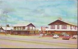 OK Lawton Ranch Motel 1967 - Etats-Unis