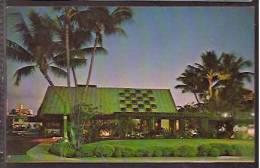HI Honolulu Waikiki Canlis Restaurant - United States