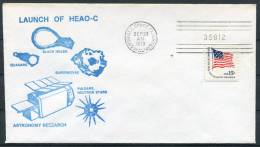 1979 USA Astronomy Space Rocket Cover - Covers & Documents