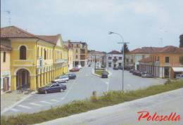 Polesella Piazza Matteotti  (Ro) - Andere Städte