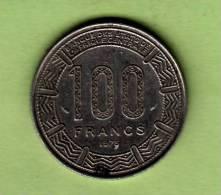 Pièce - Congo - République Populaire Du Congo - 100 Francs - 1975 - Congo (République 1960)