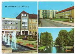 Brandenboug (Havel) - Ex DDR RDA - 1977 - Brandenburg