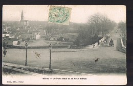 NERAC . Pont Neuf Et Petit Nérac . - Nerac