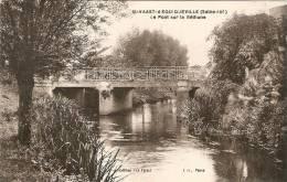 Saint Vaast D Equiqueville .le Pont Sur La Béthune - France