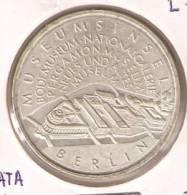 MONEDA DE PLATA DE ALEMANIA DE 10 EUROS DEL AÑO 2002 LETRA A (COIN)  SILVER,ARGENT. - [ 7] 1949-… : RFA - Rep. Fed. Alemana