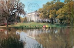 CPSM New Orléans-Greenwood Plantation    L1236 - Etats-Unis