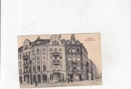 B71562 Poland Gliwice Gleiwitz Preiswitzerstrasse Shops Animation  2 Scans - Polen